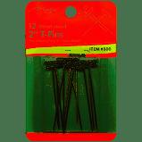 2 1/2 Wig T Pins