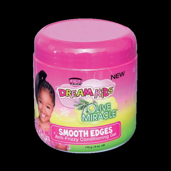 African Pride Dream Kids Smooth Edges Hair Gel