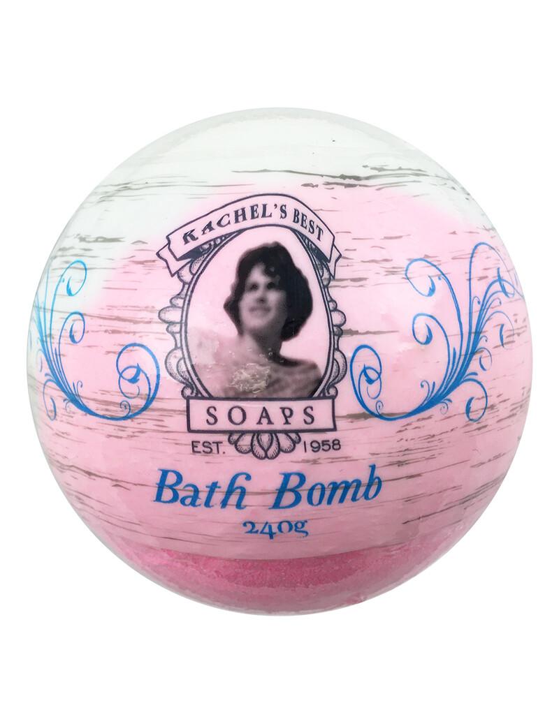 Bath Bomb Amber Bergamot