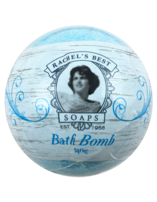 Bath Bomb Ocean Breeze