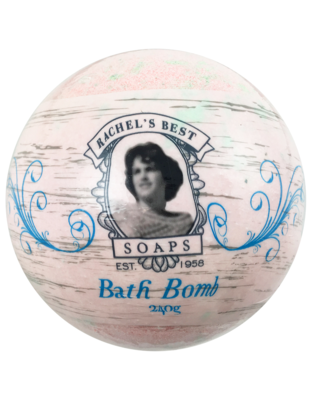 Bath Bomb Watermelon