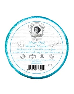 Shower Steamer Moon Milk