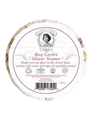 Shower Steamer Rosy Garden