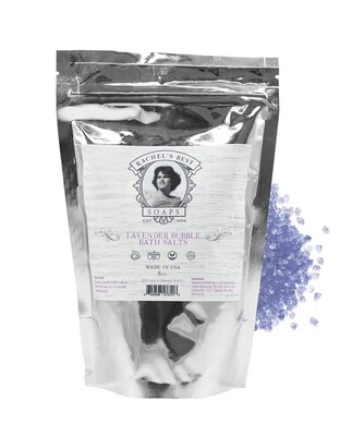 Bubble Bath Salts Lavender
