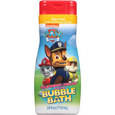 Kid's Bubble Bath Paw Patrol