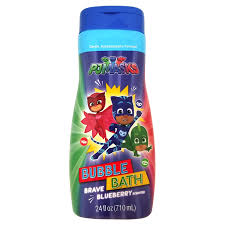 Kid's Bubble Bath PJ Masks