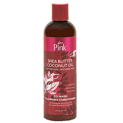 Luster's Pink Shea Butter Coconut Oil Co-wash