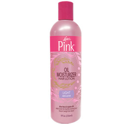 Luster's Pink Oil Moisturizer Hair Lotion Light Bonus