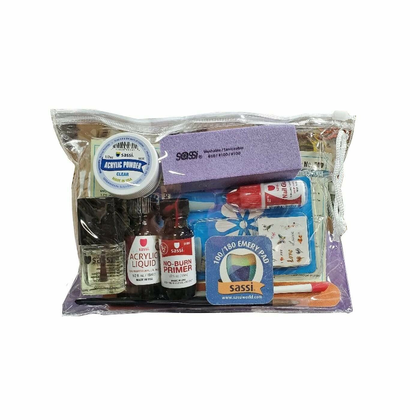 SASSI | Professional Acrylic Kit (12items/kit) 500