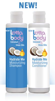 Lotta Moist Shampoo
