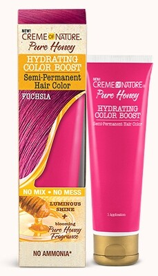 Creme of Nature Pure Honey Hair Color