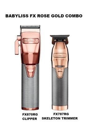 BaByliss ROSEFX Bundle