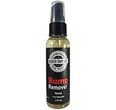 Barber Shop Aid Bump Remover Spray