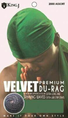 Velvet Premium Du Rag
