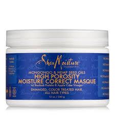 SheaMoisture High Porosity Masque