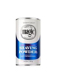 Magic Shave Powder (Blue)