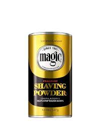 Magic Shave Powder (Gold)