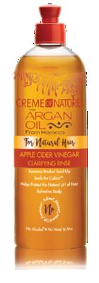 Creme of Nature Argan Apple Cider Vinegar Rinse