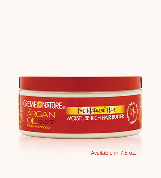 Creme of Nature Argan Moist Rich Hair Butter