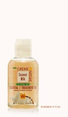 Creme of Nature Coconut Essential 7 Treatment Oil