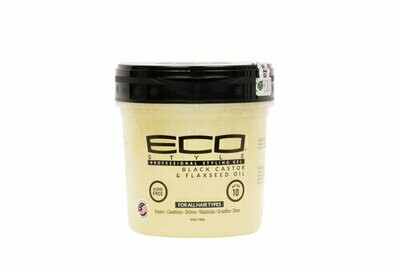Eco Style Black Castor & Flaxseed Gel