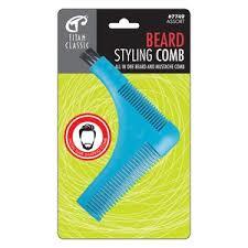Titan Classic Beard Styling Comb