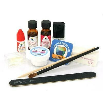 SASSI | Professional Acrylic Kit (12items/kit) 500