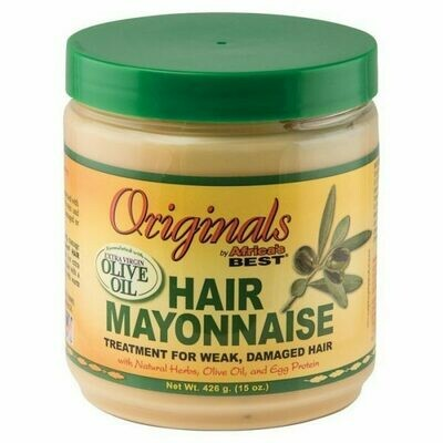 Africa's Best Org Hair Mayo