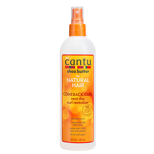 Cantu Shea Butter Natural Come Back Curl