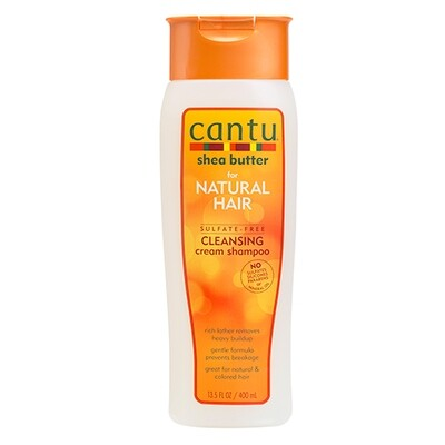 Cantu Shea Butter Natural Sulfate-Free Shampoo