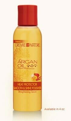 Creme of Nature Argan Heat Defense Smooth & Shine Polisher