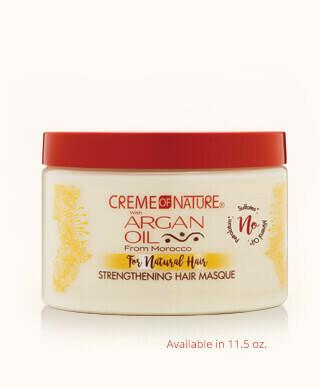 Creme of Nature Argan Oil Strengthening Hair Masque