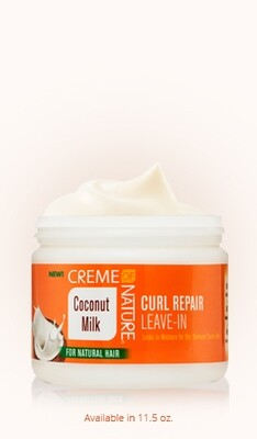 Creme of Nature Coconut Curl Repair Leave-In