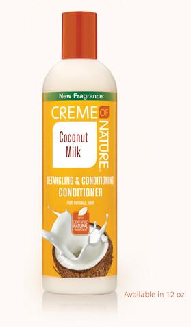 Creme of Nature Coconut Milk Conditioner