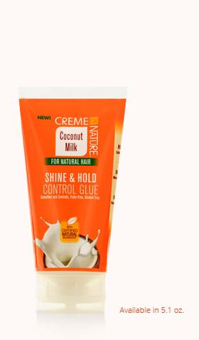 Creme of Nature Coconut Shine & Hold Glue