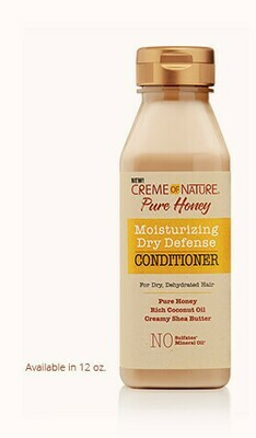 Creme of Nature Pure Honey Hydration Conditioner