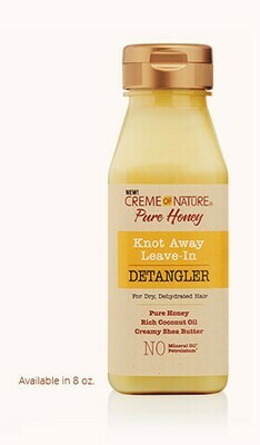 Creme of Nature PHONEY KNOT AWAY LV-IN DETANGLER