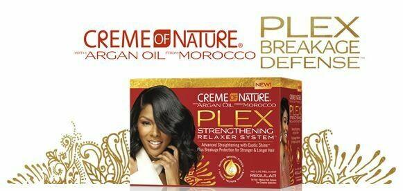 Creme of Nature Reg Plex