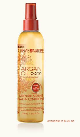 Creme of Nature Argan Conditioning Spray