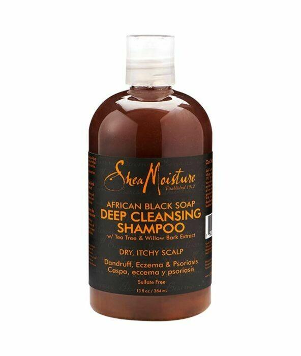 SheaMoisture African Black Soap Shampoo
