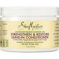 SheaMoisture Jamaican Black Castor Leave-In Conditioner