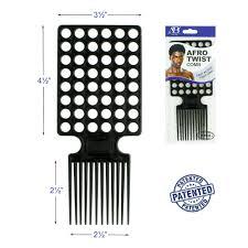 Afro Twist Comb