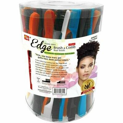 Edge Brush & Comb