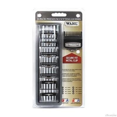 Wahl Att Comb Premium 8pc