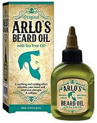 Arlos Beard Oil