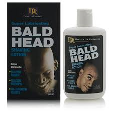 Bald Head Shave Lotion