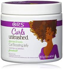 ORS Curls Unleashed Curl Boosting Jelly