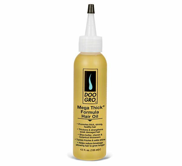 Doo Gro Mega Thick Formula Hair Oil