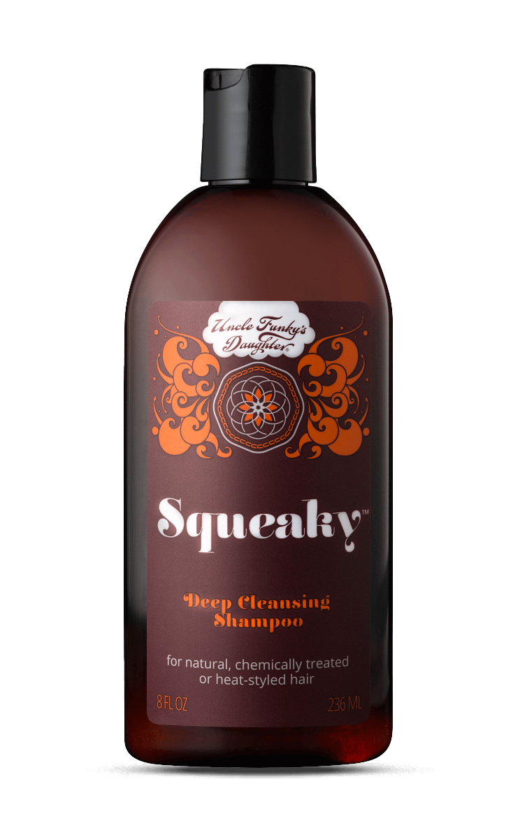 Uncle Funky's Daughter Squeaky Shampoo