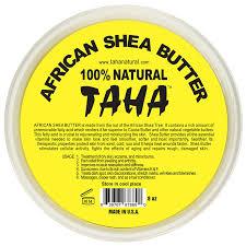 Taha 100% Shea Butter